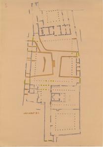 """<bdi class=""""metadata-value"""">PalmyreTadmor, sanctuaire de Baalshamîn. Plan des structure du début du IVe siècle</bdi>"""