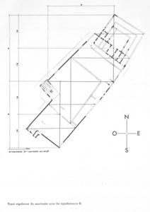 """<bdi class=""""metadata-value"""">Palmyre/Tadmor, sanctuaire de Baalshamîn, plan du sanctuaire</bdi>"""